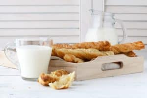 What a Recipe! – Puff Pastry Parmesan Nibblers