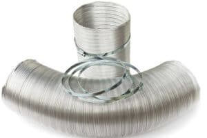 Dryer ducts - are yours up to code