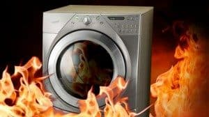 Dryer Repair: Fire Safety Tips