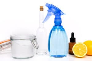 Natural Cleaning Ingredients in Your Kitchen