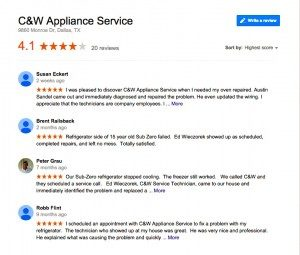 Why You Should Hire an Appliance Repair Professional