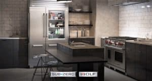 Sub-Zero and Wolf Appliances – Top Shelf Functionality and Seamless Design