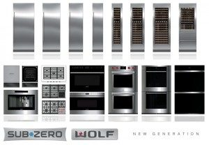 Sub Zero Appliance Repair Experts in Dallas-Fort Worth