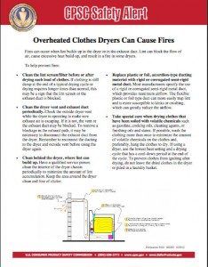 Dryer Repair and Maintenance: Not A Bunch of Hot Air