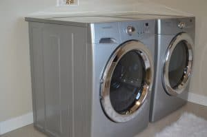 Second Floor Laundry Rooms