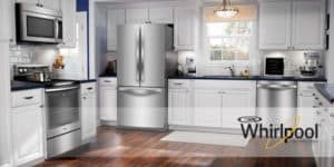 We Repair Whirlpool Appliances